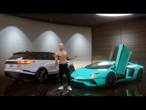 JUSTIN BIEBER  CAR COLLECTION | GTA V