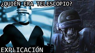 ¿Quién Era Telescopio? EXPLICACIÓN | La Tragica Historia De Telescopio (Simon J. Paladino) EXPLICADA