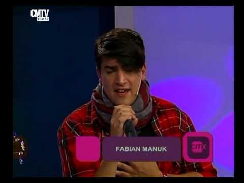 Fabian Manuk video Cuando te deje atrás - Acústico 2015