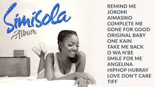 Simi   Simisola   Full Album | All Songs (Audio)