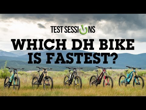 WHICH BIKE IS FASTEST? 5 of the Best 27.5 Downhill Mountain Bikes Raced & Reviewed