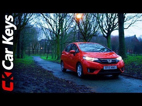 Honda Jazz 2016 review - Car Keys