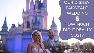 PLANNING OUR DISNEY FAIRYTALE WEDDING - DISNEY WEDDING COST, VENDORS, DOS & DONTS | DISNEY BRIDE
