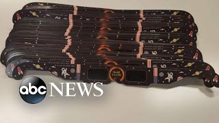 Arizona teacher raises money to buy 1,000 eclipse glasses for entire school