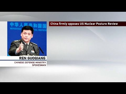 China slams US nuclear expansion