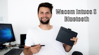 Wacom Intuos S Stift-Tablett | TEST | Bluetooth