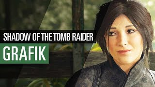 Shadow of the Tomb Raider GRAFIKVERGLEICH | PS4 Pro vs PC vs Xbox One X