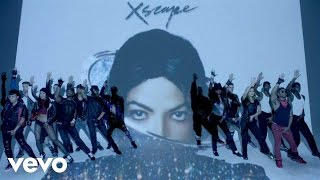 Смотреть онлайн Клип Michael Jackson, Justin Timberlake - Love Never Felt So Good