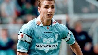 Zlatan Ibrahimovic In Malmö FF - All Goals, Assists & Skills