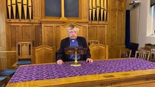 Sunday 26th Sermon