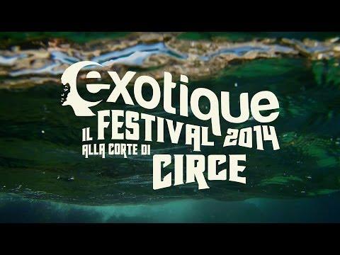 Exotique 2014 – Il Festival alla Corte di Circe – dal 18 al 24 Agosto al Circeo!