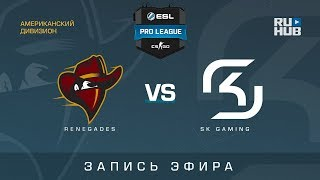 Renegades vs SK Gaming - ESL Pro League S7 NA - de_cache [Godmint, SleepSomeWhile]