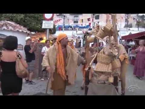Festival Frigiliana 3 Culturas de 2016