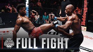 #WSOF32: Louis Taylor vs. Phil Hawes Full Fight