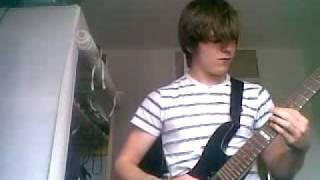 36 Crazyfists Elysium guitar cover