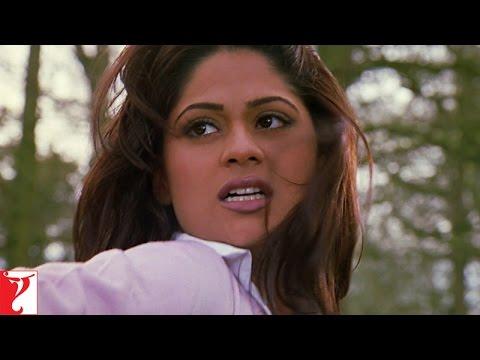Scene - Mohabbatein | Ae Bhagta Kahaan Hai | Uday Chopra | Shamita Shetty