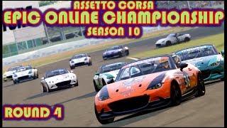 Assetto Corsa 10th ONLINE CHAMPIONSHIP - Round 4/5
