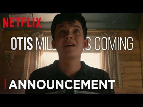 Sex Education: Season 2   Announcement [HD]   Netflix