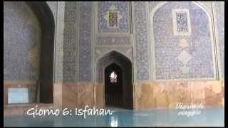 preview picture of video 'Diario di viaggio: Iran (Isfahan)'