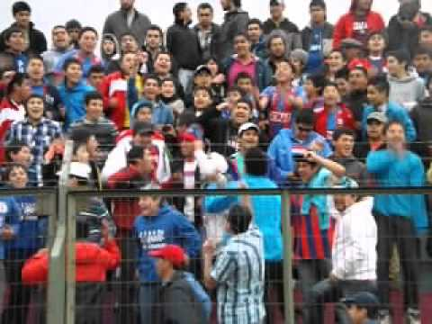 """Banda Azulgrana - previa IBERIA vs copiapo"" Barra: Banda Azulgrana • Club: Deportes Iberia"