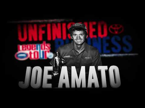 NHRA Unfinished Business- Joe Amato
