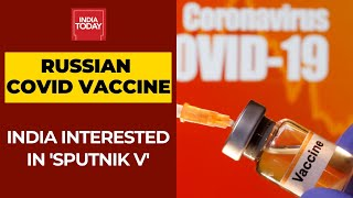 Russian Covid Vaccine: India Among 20 Countries Interested In Obtaining Sputnik V  IMAGES, GIF, ANIMATED GIF, WALLPAPER, STICKER FOR WHATSAPP & FACEBOOK