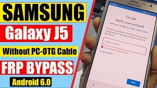 samsung j5 bypass google account without pc otg - Thủ thuật