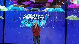 Lucky Contestant Makes It Rain $100,000 in the 'Game of Games' Championship
