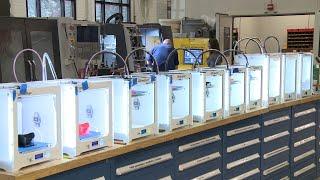 Coast Guard Academy testing 3D-printed masks