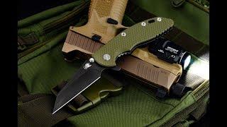 Hinderer Knives XM-18 Gen 6, Tri-Way Pivot: A whole new era