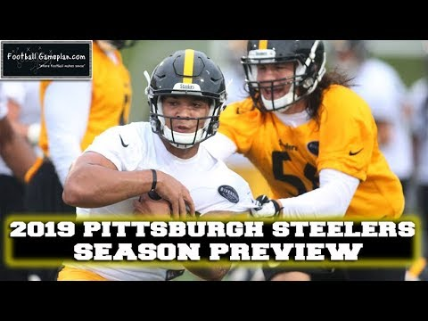 Football Gameplan's 2019 NFL Team Preview: Pittsburgh Steelers