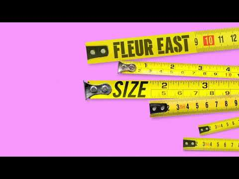 Fleur East - Size (Official Audio)