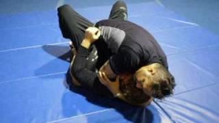 Brazilian Jiujitsu technique: Yoshida Choke