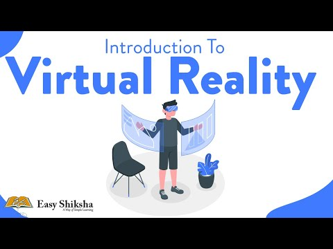 Introduction To Virtual Reality Tutorial | Online Certification Course ...