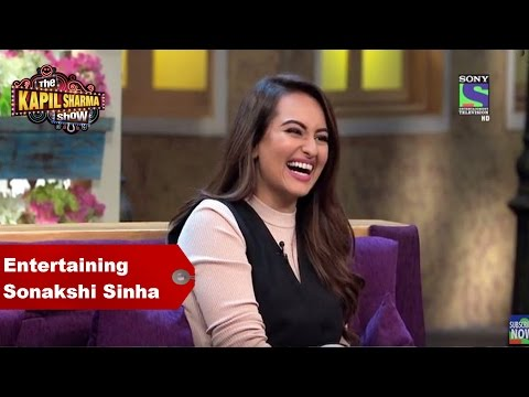 Download Kapil and Sarla's family Entertain Sonakshi Sinha HD Mp4 3GP Video and MP3
