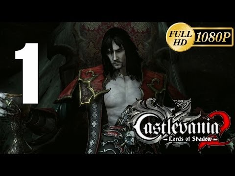 Gameplay de Castlevania: Lords of Shadow 2