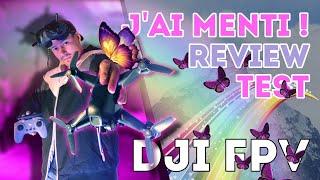 DJI FPV FLASH EN LIVE (retour d'expérience)