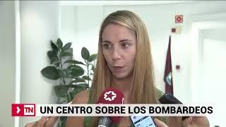 #SalvaPeironcely10. Noticia CENTRO ROBERT CAPA en Telenoticias de Telemadrid