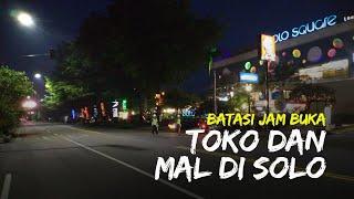 Pemkot Solo Bakal Batasi Jam Buka Toko dan Mal, Rudy: Surat Edaran Sedang Disiapkan