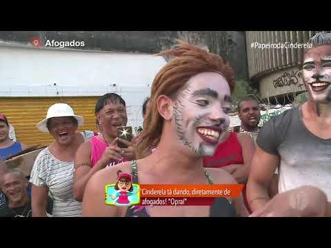 Bairro de Afogados mostra toda cultura recifense no quadro 'Cinderela Tá Dando' (25/10/19)