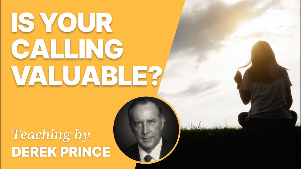 YouTube thumbnail for Is Your Calling Valuable?