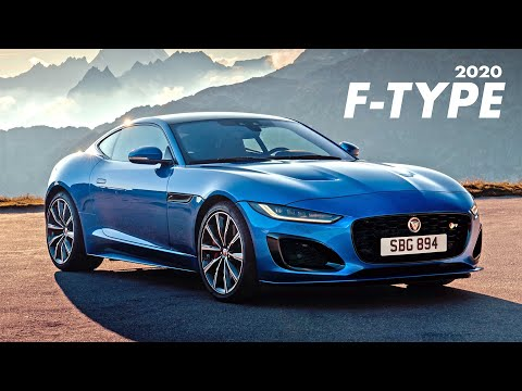 NEW 2020 Jaguar F-Type: In-Depth First Look | Carfection