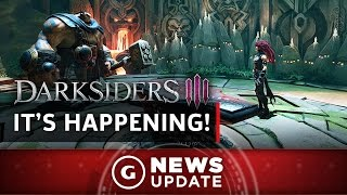 Darksiders III Revealed - GS News Update