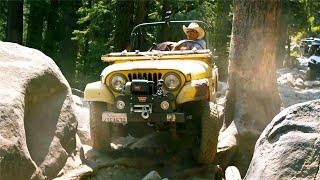 Dirt Every Day FULL EPISODE | Stock Trucks vs. the Rubicon Trail!—Episode 83