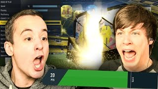 AMAZING DISCOVERY AND RESULTS - FIFA 17 PACK OPENING