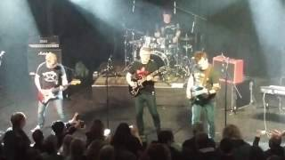 RESolution 9  Rik Emmett - Allied Forces (live in Barrie)