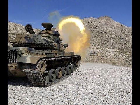 Maquette Char : M60A1