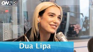 "Dua Lipa Plays A Dating Game With Us And Explains ""Don't Start Now"" 