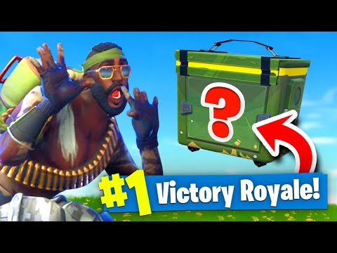 The *RANDOM* AMMO Box Challenge In Fortnite Battle Royale! mp3