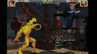 3S (02) - Roshihikari (Yang) vs. Moge (Twelve)